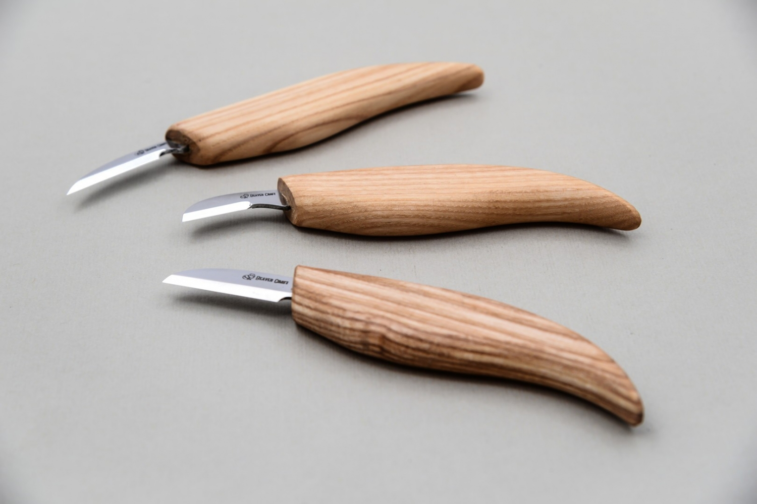 Beaver craft tools s06 u2013 chip carving knife set with accessories